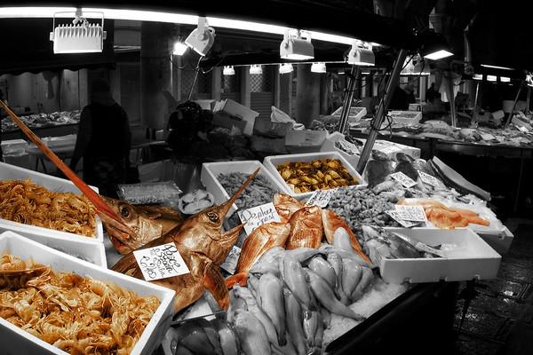 Rialto Fish Market Venice 1