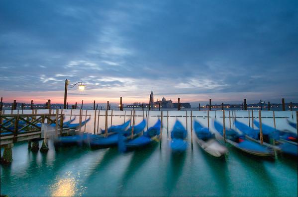 San Giorgio Maggiore Island Dawn 2