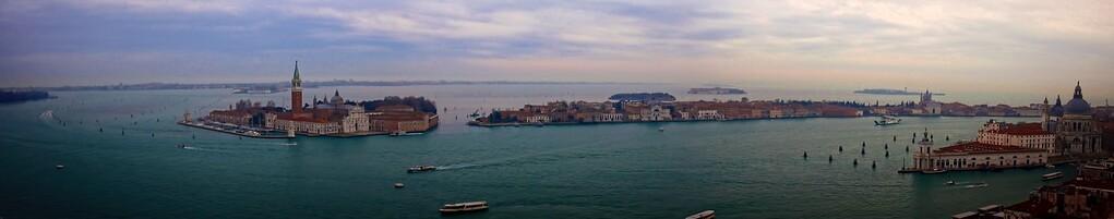 Venice Panorama from Campanile