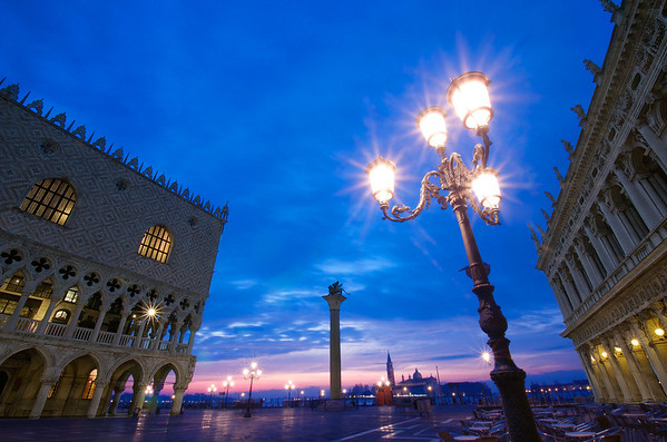 Saint Mark'S Square Dawn 2