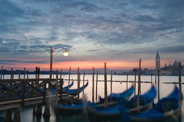 San Giorgio Maggiore Island Dawn