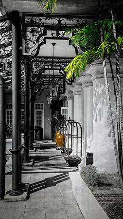 Eastern & Oriental Entrance 1