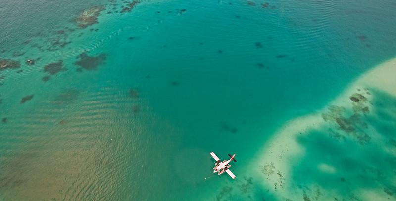 Maldivian Sea Plane