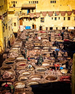 Fez Tanneries 2