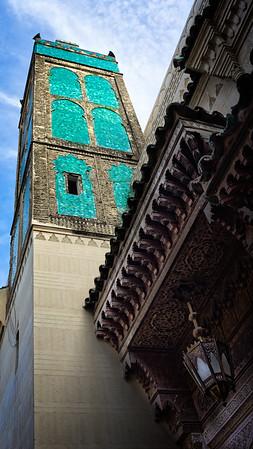 Fez Medina Mosque 1