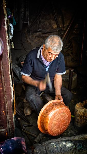 Copper Pot Maker