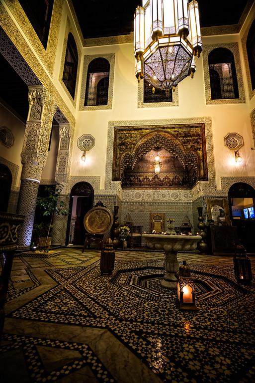 Riad Maya Courtyard 2