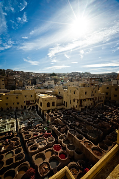 Fez Tanneries 1