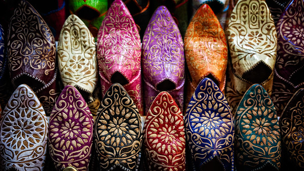 Morrocan Babouches