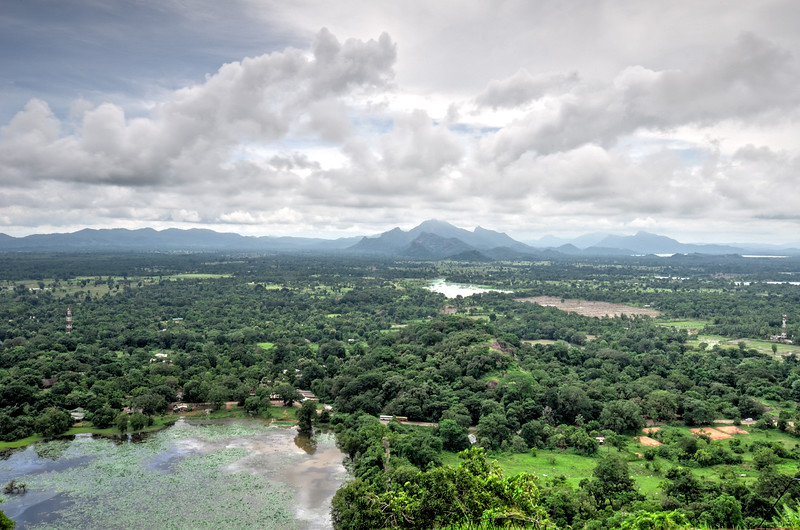 View from Sigiriya 1