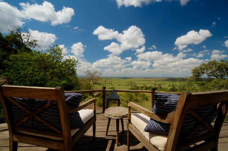 Lamai Lodge Lounge View