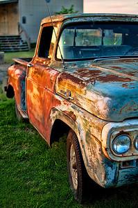Old School Truckin