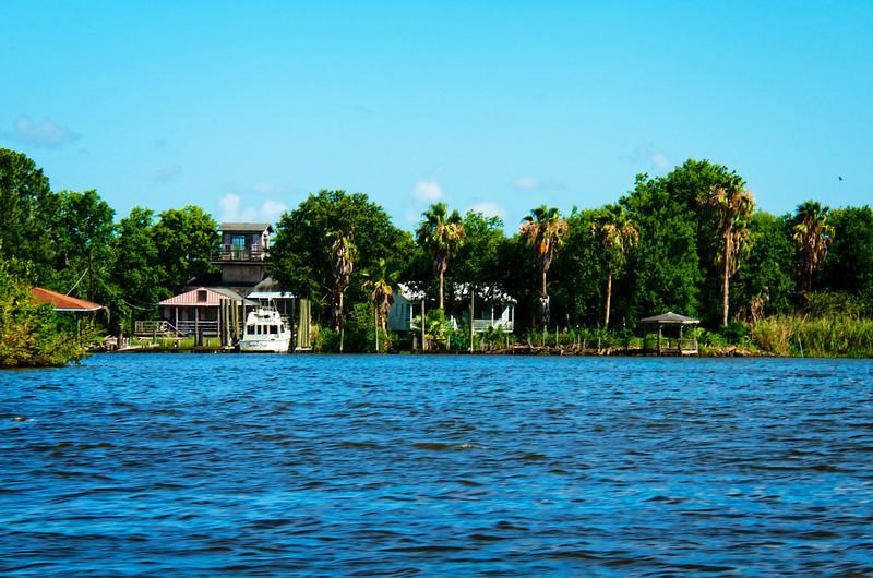 Jean Lafitte Swamp Cabanne