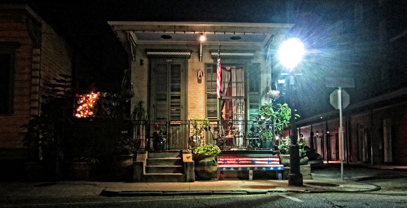 French Quarter House - New Orleans