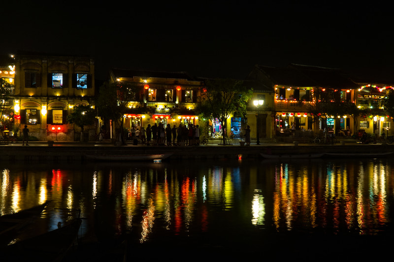 Hoi An Night River Walk