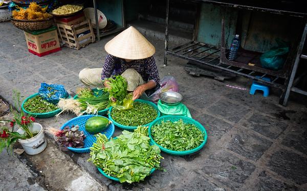 Hoi An Market Vendor 1