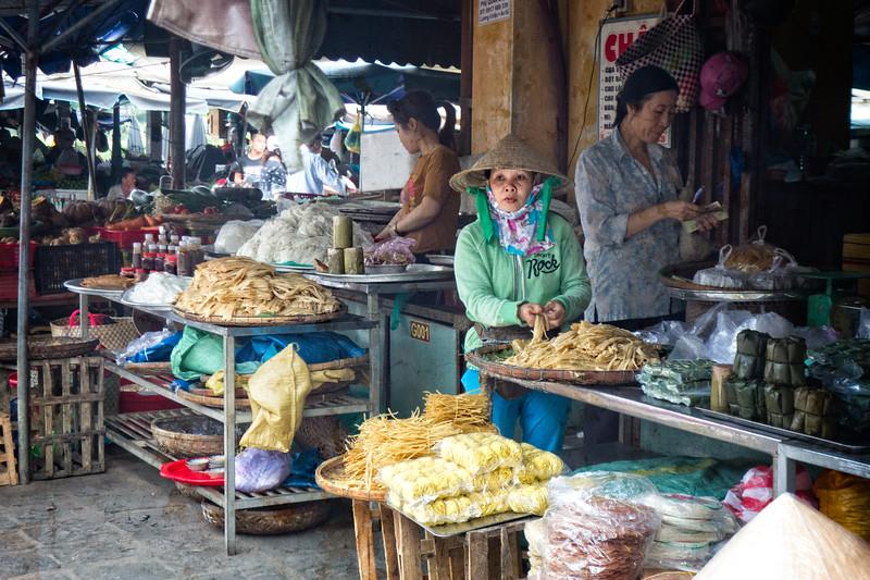 Hoi An Noodle Vendor