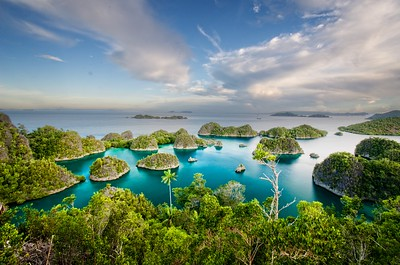 Raja Ampat Islands Lookout