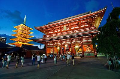 Kaminorimon Gate