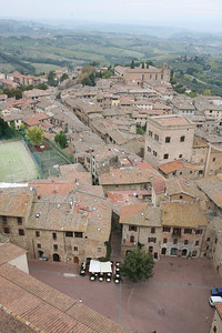 Walking Tour of Tuscany.