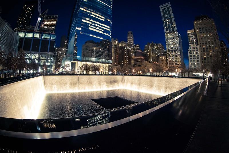 Ground Zero, NYC