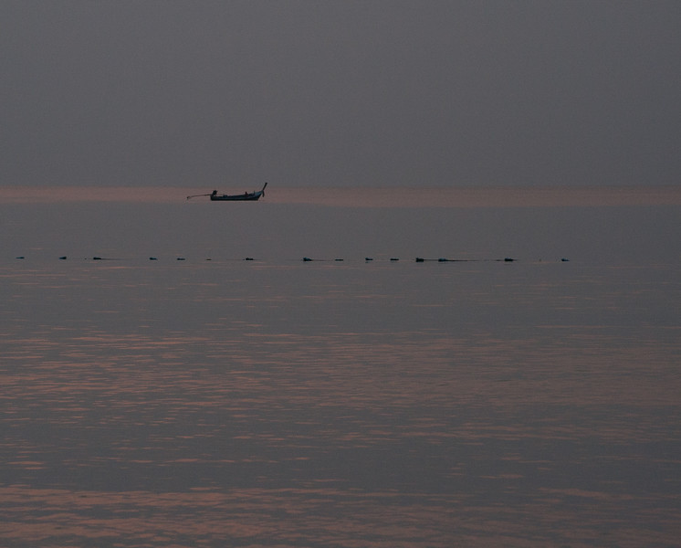 Lonely Longtail, Bang Tao Beach