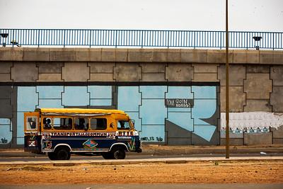 Dakar, Senegal. 17 July, 2011.