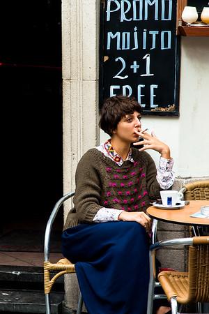 Brussels, Belgium. 13 September, 2014.