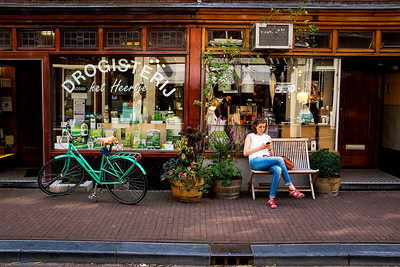Amsterdam, the Netherlands. 22 August, 2015.