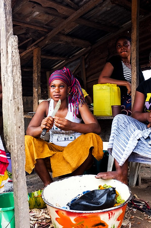 Macenta, Guinea. 5 October, 2014.