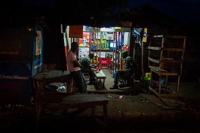 Conakry, Guinea. 23 October, 2013.