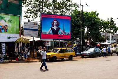 Conakry, Guinea. 24 April, 2015.