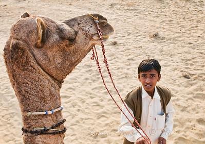 Sam Dunes, Thar Desert