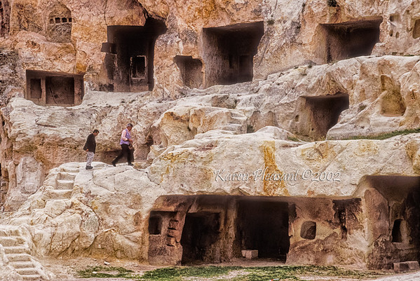 Ancient dwellings
