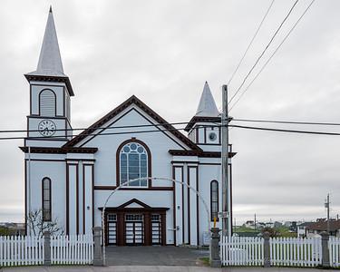 Memorial United Church, Bonavista