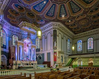 The Basilica of St. John the Baptist, Newfoundland