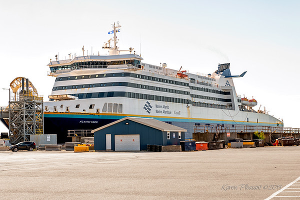Ferry to Newfoundland