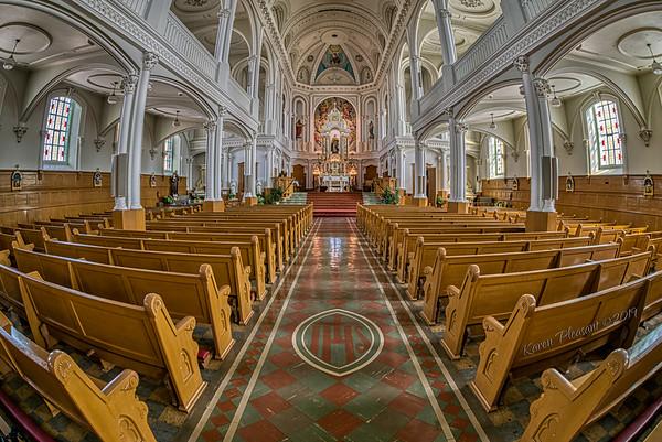 St. Peter's Catholic Church, Nova Scotia