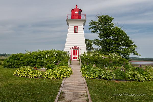 Wrights Range lighthouse