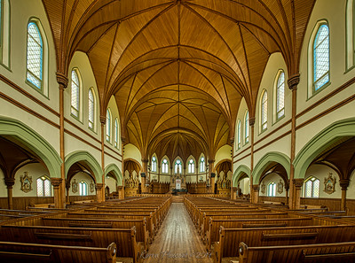 St. Mary's Church, Indian River