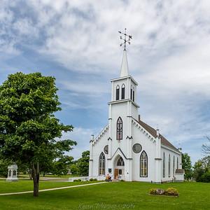 Rural church
