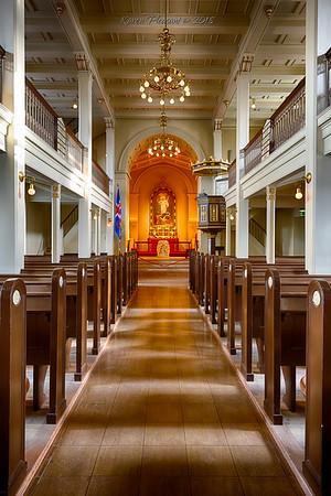 Domkirkjan Church