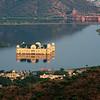 Jai Mahal (water palace)