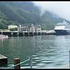 The Westerdam Docked in Juneau