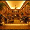 Main Lobby - Fairmont Olympic Hotel