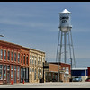 Downtown Cawker City