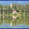 Jasper Lodge Reflections