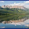 Talbot Lake Reflections