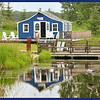 Little Blue Building (Wetland Centre)