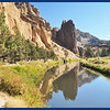 Reflections on the Crooked River